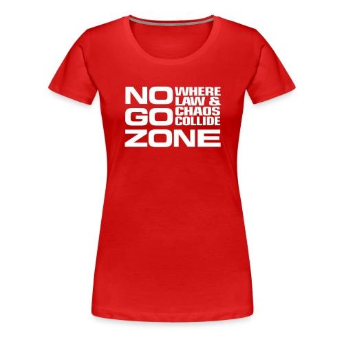 ngz logo - Women's Premium T-Shirt