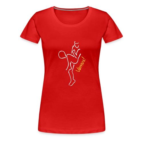 Vamos - Women's Premium T-Shirt