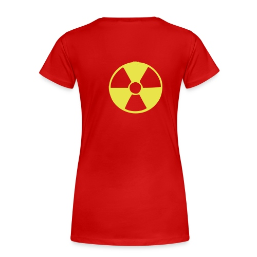 radioactive cycle - Women's Premium T-Shirt