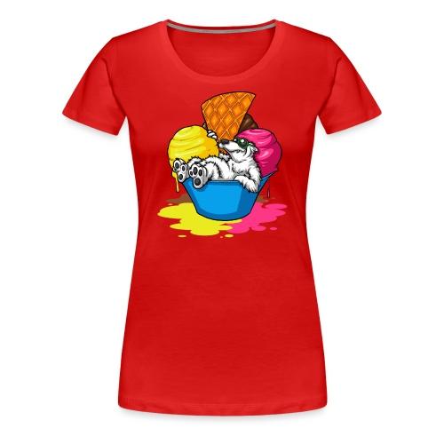 eisbär - Frauen Premium T-Shirt