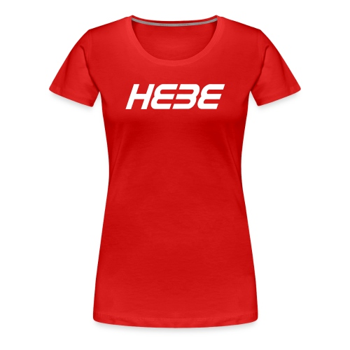 Hebe - Frauen Premium T-Shirt