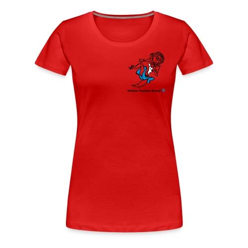 Hollow Fashion Brand i® - Women's Premium T-Shirt