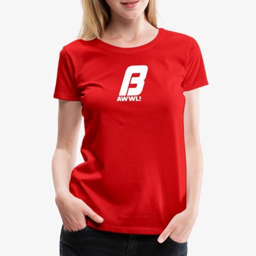 Das scharfe s - Frauen Premium T-Shirt