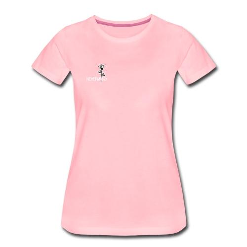 Rose2 - Frauen Premium T-Shirt