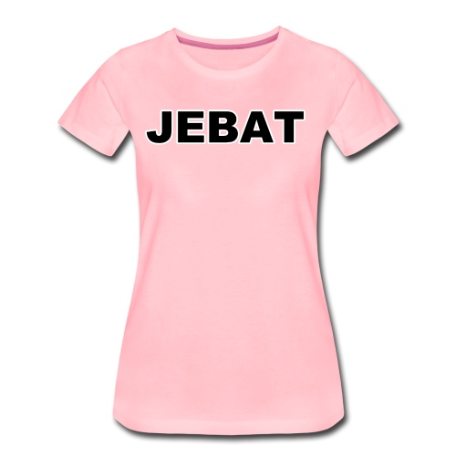 Jebat outline - Frauen Premium T-Shirt