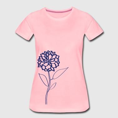 Blume2 - Women's Premium T-Shirt