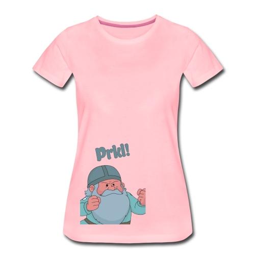 Mr.Prkl - Women's Premium T-Shirt