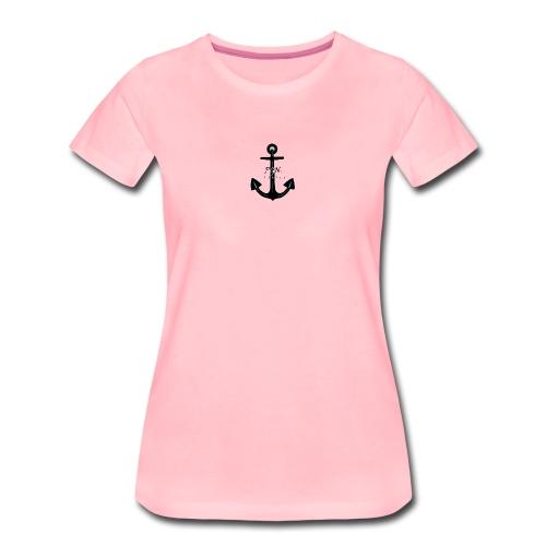 Anker PGNstyles - Frauen Premium T-Shirt