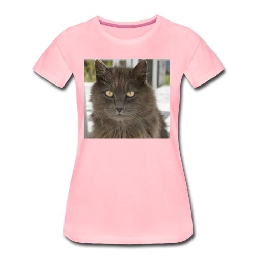 Kater Bärli - Frauen Premium T-Shirt