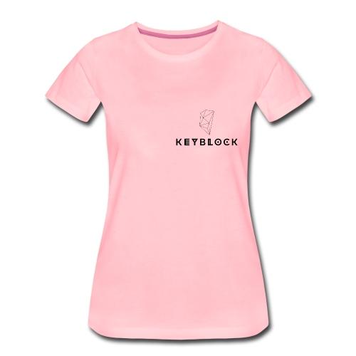 keyblock collezione autunnale - Maglietta Premium da donna