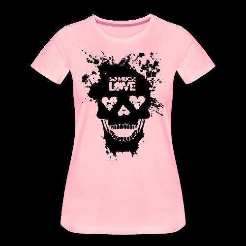 SML Black - Frauen Premium T-Shirt