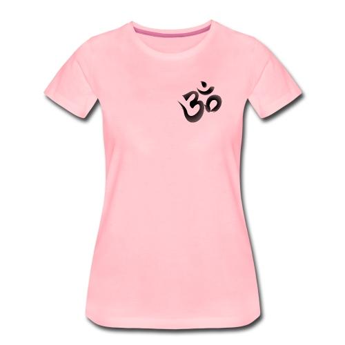OM Mantra Joga - Frauen Premium T-Shirt