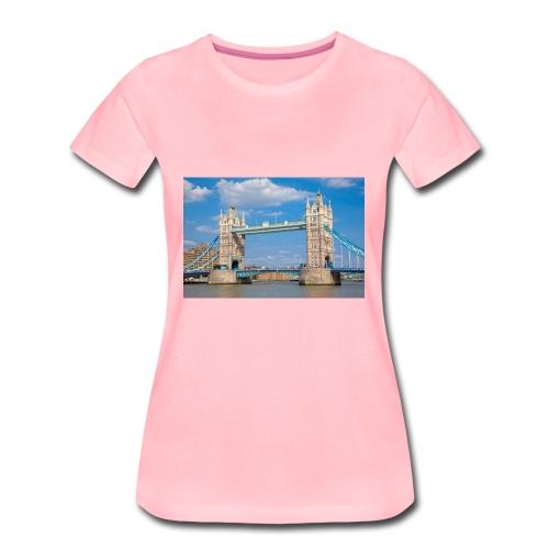 Tower Bridge - Maglietta Premium da donna