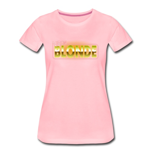 NB Logo - Women's Premium T-Shirt