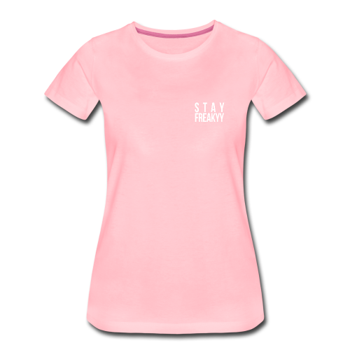 Stay Freakyy - Vrouwen Premium T-shirt