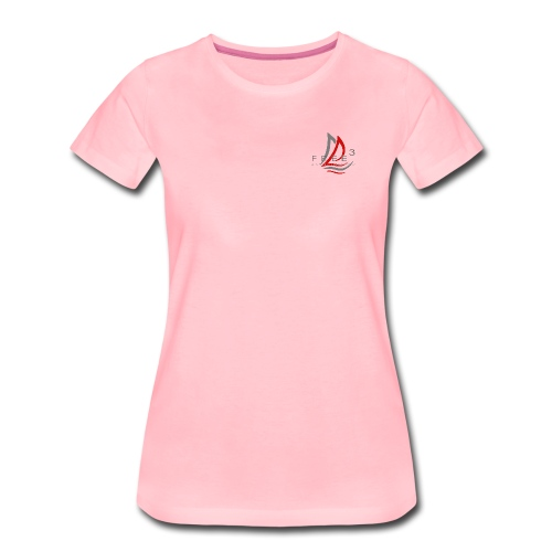 Free3 Aided Sailing System - Maglietta Premium da donna