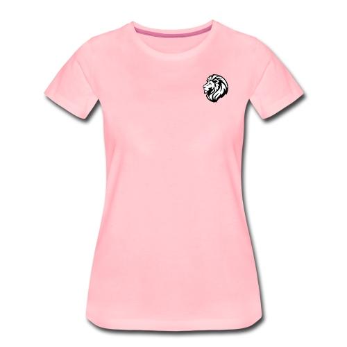 LION - Maglietta Premium da donna