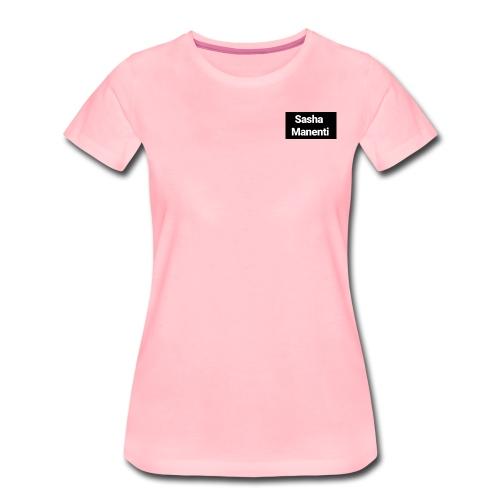 Sasha Manenti - Frauen Premium T-Shirt