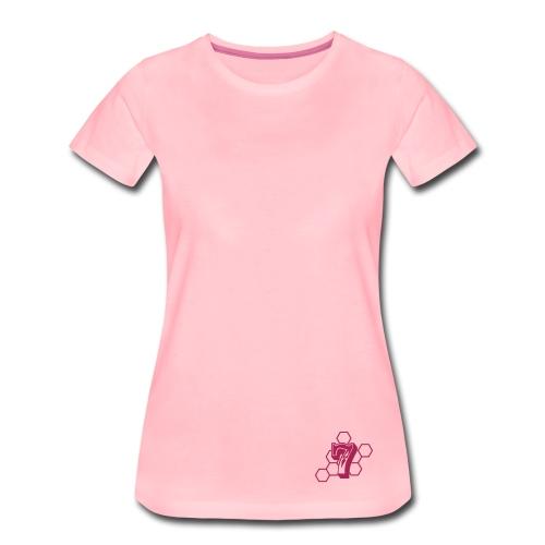 7xhex - Women's Premium T-Shirt