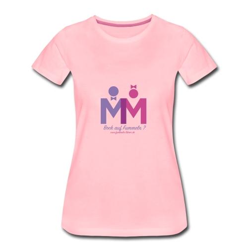 Fummeln - Frauen Premium T-Shirt
