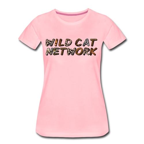 WildCatNetwork 1 - Frauen Premium T-Shirt