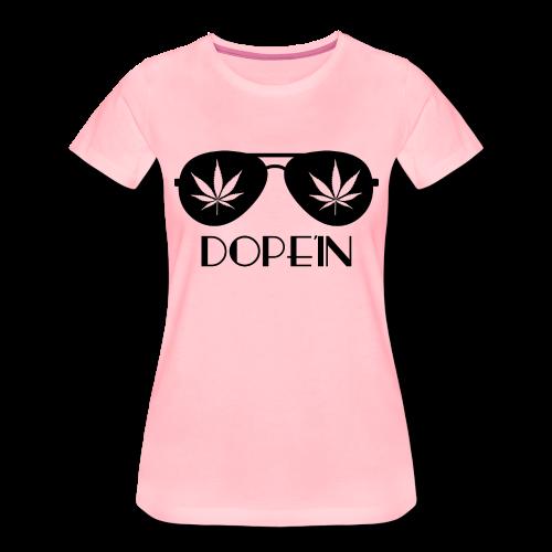 DOPEIN - Weed Sunglasses - Frauen Premium T-Shirt