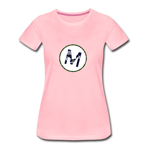 Mr.M cammologo3 - Women's Premium T-Shirt