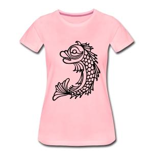 grenoble dauphin - T-shirt Premium Femme