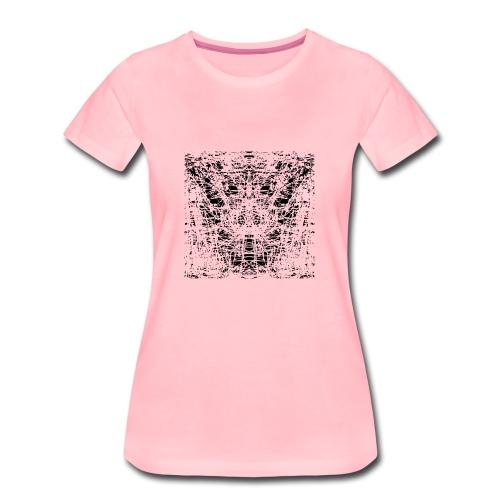 Mask 1000 - Frauen Premium T-Shirt