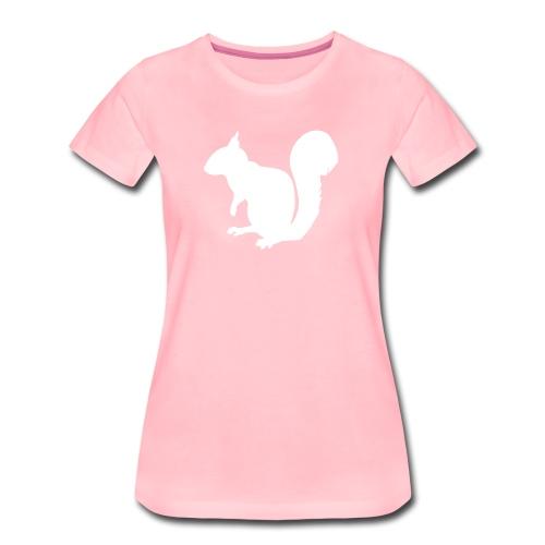 Eichhörnchen Kinder Süß Style - Frauen Premium T-Shirt