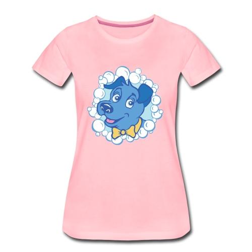 bubblyBarksLogo - Women's Premium T-Shirt