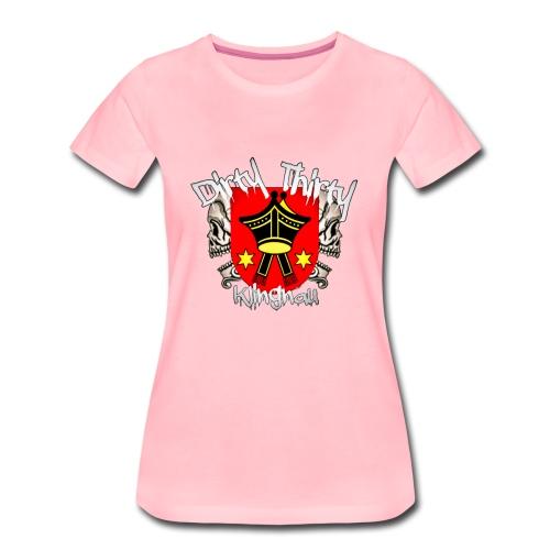 DirtyThirty - Frauen Premium T-Shirt