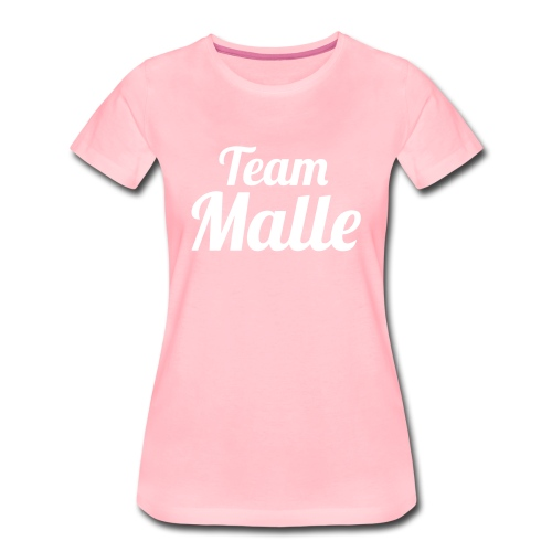 Team Malle Mallorca - Frauen Premium T-Shirt