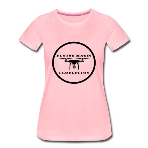 Flying Magic Production - Frauen Premium T-Shirt