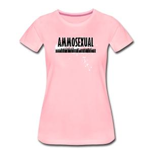 Ammosexual Multi-Caliber (black) - Frauen Premium T-Shirt