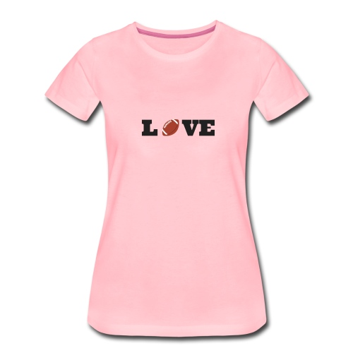 Love foot us - T-shirt Premium Femme