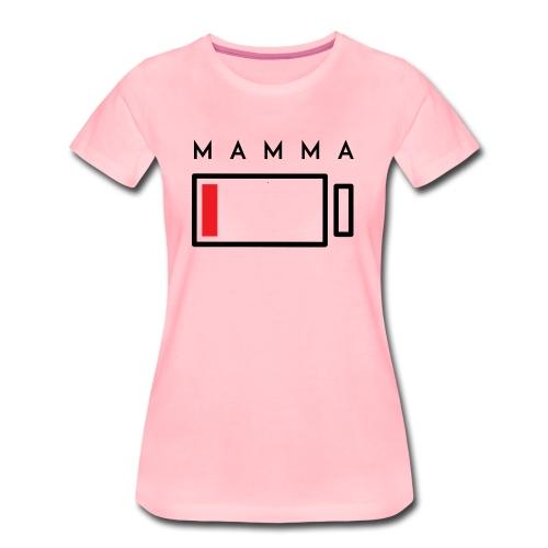 Mamma - Premium T-skjorte for kvinner