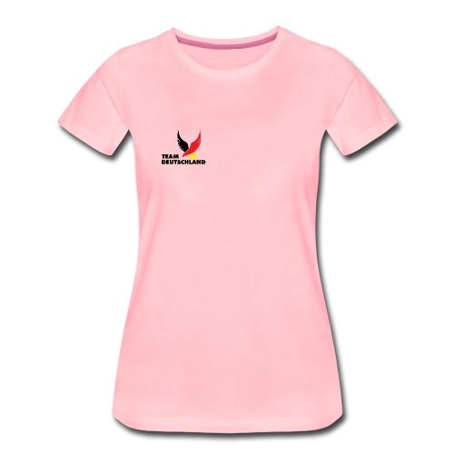 TEAM DEUTSCHLAND - Frauen Premium T-Shirt