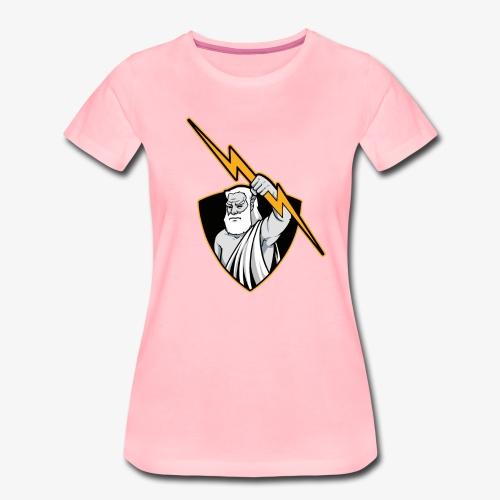 Elektriker I Blitz Donner und Zeus Geschenk - Frauen Premium T-Shirt