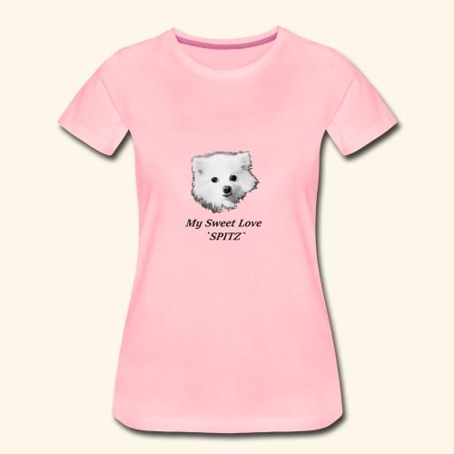 My Sweet Love `Spitz` Original - Frauen Premium T-Shirt