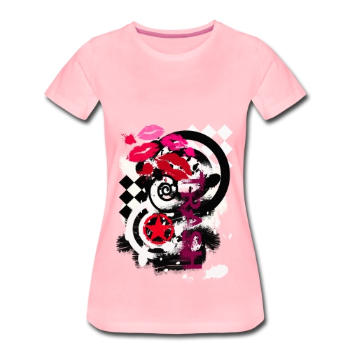 NMA 722 - Frauen Premium T-Shirt