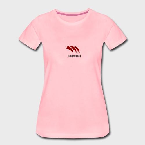 SCRATCH - Maglietta Premium da donna