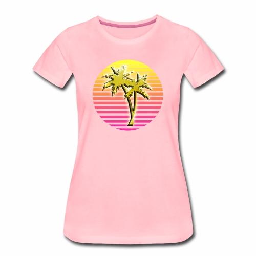 Plat Sub Badge - DELUXE EDITION - Frauen Premium T-Shirt