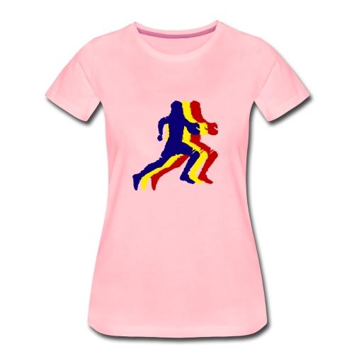 VPC 3 corredors - Camiseta premium mujer