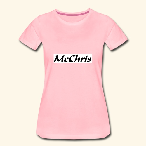 MCCHRIS - Frauen Premium T-Shirt