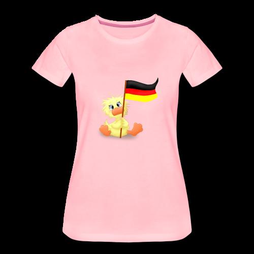 Wemmi Deutschland - Frauen Premium T-Shirt