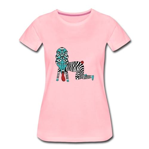 SpaceHoop - Alien - T-shirt Premium Femme