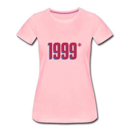 1999 - Women's Premium T-Shirt
