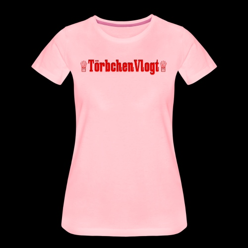 TörbchenVLogt - Frauen Premium T-Shirt