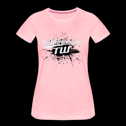 10K Performance by Tim Wiedemann - Frauen Premium T-Shirt